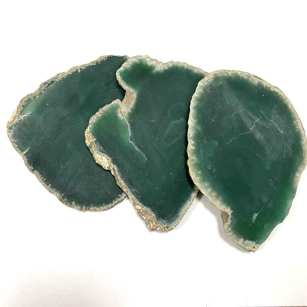 0.2kg  /bag  Green Agate Uncut Carnelian Natural Agate Onyx Rough For Sale