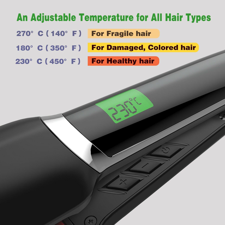 alisadores de cabelo profissionais titanio originais 04