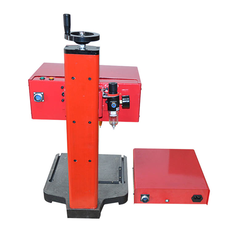 1pc JMB-170 Portable Dot Peen Marking Machine For VIN Code With Lifting Handle