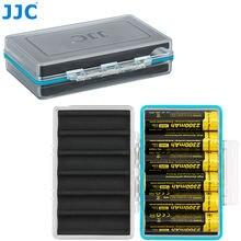 Jjc прочный водонепроницаемый чехол для хранения аккумуляторов