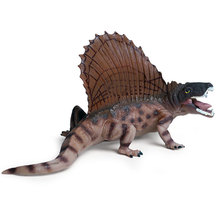 Simulation Jurassic Dinosaur PVC Model Solid Alien Dragon Toy Wild Animal Garage Kit