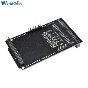 Плата расширения 2,8 3,2 дюйма TFT/SD щит, плата разработки модуля для Arduino DUE mega 2560 LCD модуль адаптер SD карты