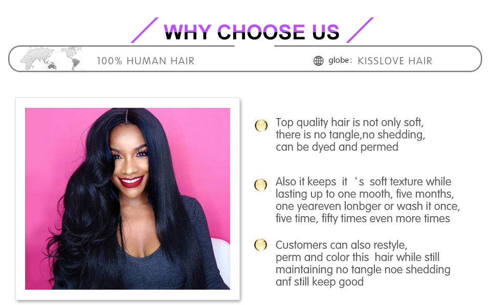 H253c12ae208e48e28c3a6d08be22b7d5T Kiss Love Brazilian Hair Deep Wave Bundles With Closure Human Hair Weave Bundles With Closure 3 Bundles With Lace Closure