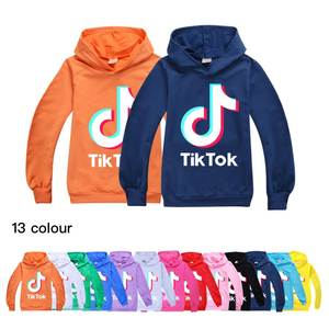 Hooded-Tops Teenage Girls 12-Years-Old Tween Children Boy for Sweatshirt