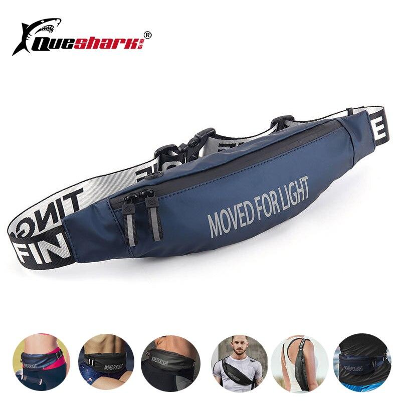 Outdoor Sport Waist Bag Running Waterproof Mobile Phone Waist Pack Bag Climbing Cycling Travel Shoulder Chest Bag