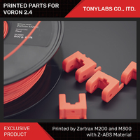 Ultra High Quality Printed Mechanical Parts for VORON 2.4 3D Printer