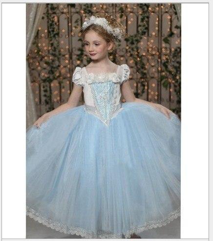 Children Shirt Forzen Skirt Childrenswear Frozen Skirt Girls Winter Dress Shawl Two-Piece Set