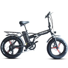 Electric Bicycle Frame Ebike Motor Folding-Bike Lithium-Battery 20-Inche 500W 48V
