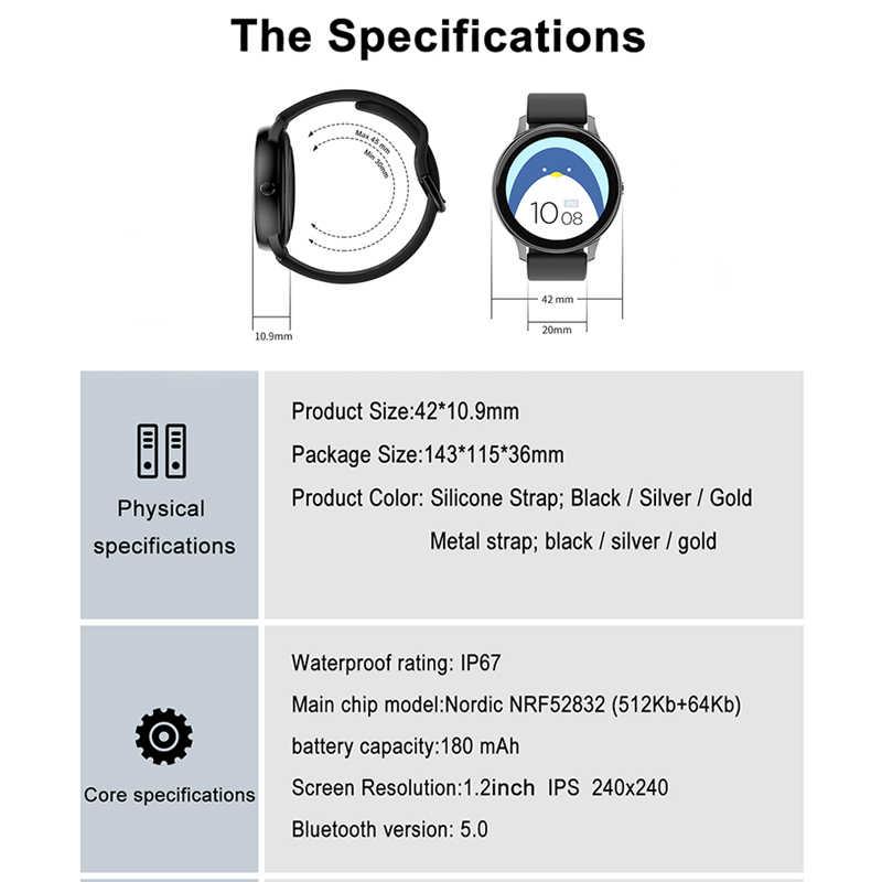 Mafam DT88 プロ 2020 スマート腕時計女性男性 ecg 心拍数モニターの bluetooth 音楽フィットネストラッカーロングバッテリ寿命 huawei