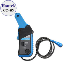 Hantek CC-65 ac/dc multímetro atual braçadeira medidor com conector bnc cc65 frete grátis