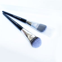 PRO Foundation Brush #47 - Even Coverage Liquid/Cream Foundation Contour Highlighter Makeup Brush