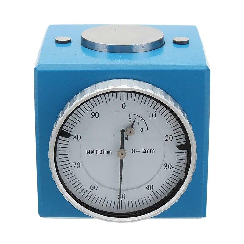 Magnetic Z Axis Tool Dial Zero Presetter Gauge Offset Cnc Metric Range|  - title=
