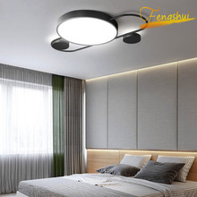 Modern minimalist LED ceiling lamp lighting Nordic wrought iron planet ceiling lights hotel bedroom living room ceiling device ceiling lights modern minimalist style iron round led living room ceiling lamp bedroom entrance hall balcony corridor lighting
