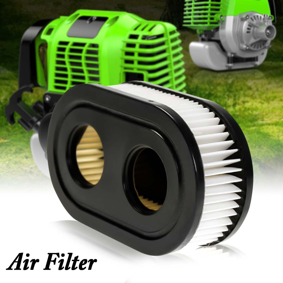 2/5PCS Lawn Mower Air Filter Cleaner For B & S 4247 5432 5432K 593260 798452 09P702 Replacement
