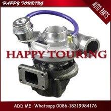 GT2256S Turbocompressore per Escavatore JCB 3CX motore 762931 0001 320/06047 762931 5001S 320/06079 320/06081 762931 0002