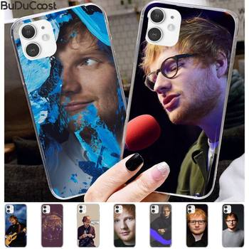 Ed Sheeran Hard Phone Case For iphone 12 pro max 11 pro XS MAX 8 7 6 6S Plus X 5S SE 2020 XR cover image