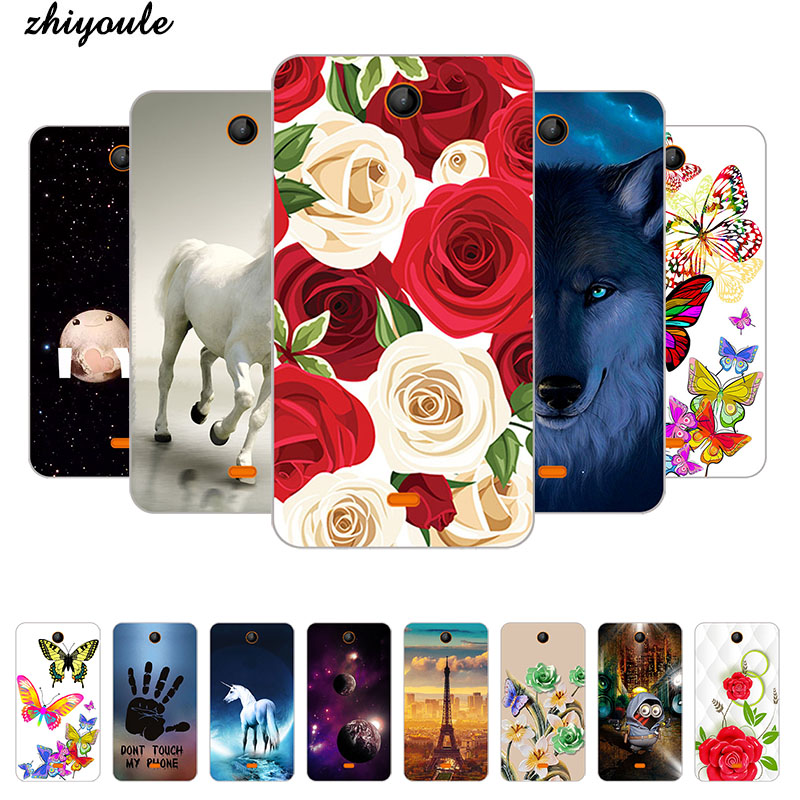 Printing Patterned Painted <font><b>Case</b></font> For <font><b>Nokia</b></font> 430 435 Cover Silicone Soft Shell For <font><b>Nokia</b></font> <font><b>216</b></font> 230 <font><b>Case</b></font> Cell Phone Back Cover image