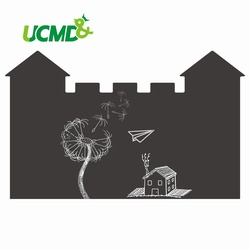 Adhesivo de pared único blanco gris negro verde tablero de mensajes borrable escritura dibujo Graffiti arte hogar Oficina Decoración papel tapiz