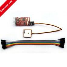 FPV S2 Modulo OSD Immagine Sovrapposizione con il GPS per DJI Phantom 2 NAZA Tutti I Controlli di Volo Controller