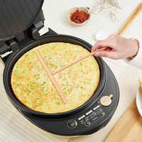 Chinese Specialty Crepe Maker Pancake Batter Wooden Spreader Stick Home Kitchen Tool Restaurant Canteen Specially Supplies