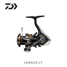 Катушка рыболовная Daiwa Legalis LT, спиннинговая катушка 1000 2000S-XH, D-XH 2500XH 3000-CXH 4000D-CXH 5000D-CXH 6000D-H, высокая скорость
