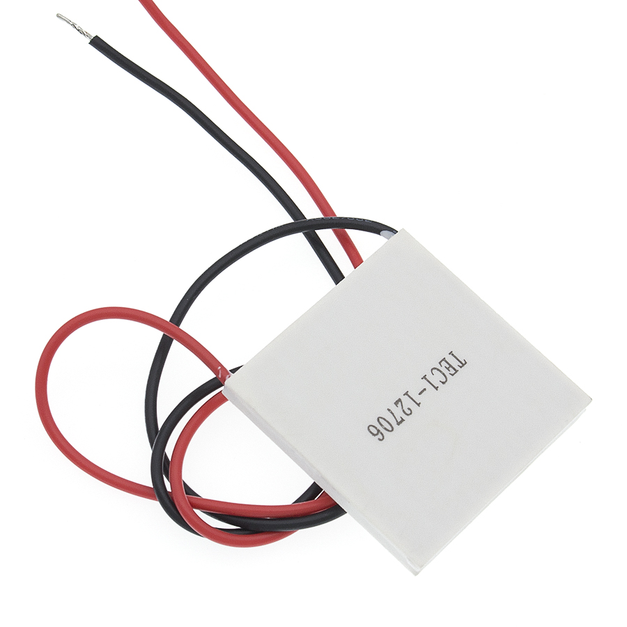 Image 3 - 10pcs New the cheapest price TEC1 12706 12v 6A TEC Thermoelectric Cooler Peltier (TEC1 12706)-in Integrated Circuits from Electronic Components & Supplies