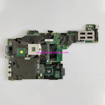 Genuine FRU PN:04W6631 SLJ8A rPGA989 Laptop Motherboard Mainboard for Lenovo Thinkpad T430 T430I NoteBook PC