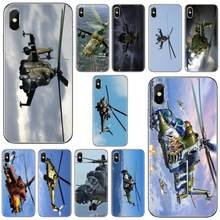 Mil Mi 24 Hind Helicopter Military Stunning Silicone Phone Case For Motorola Moto G G2 G3 X4 E4 E5 G5 G5S G6 Z Z2 Z3 C Play Plus(China)