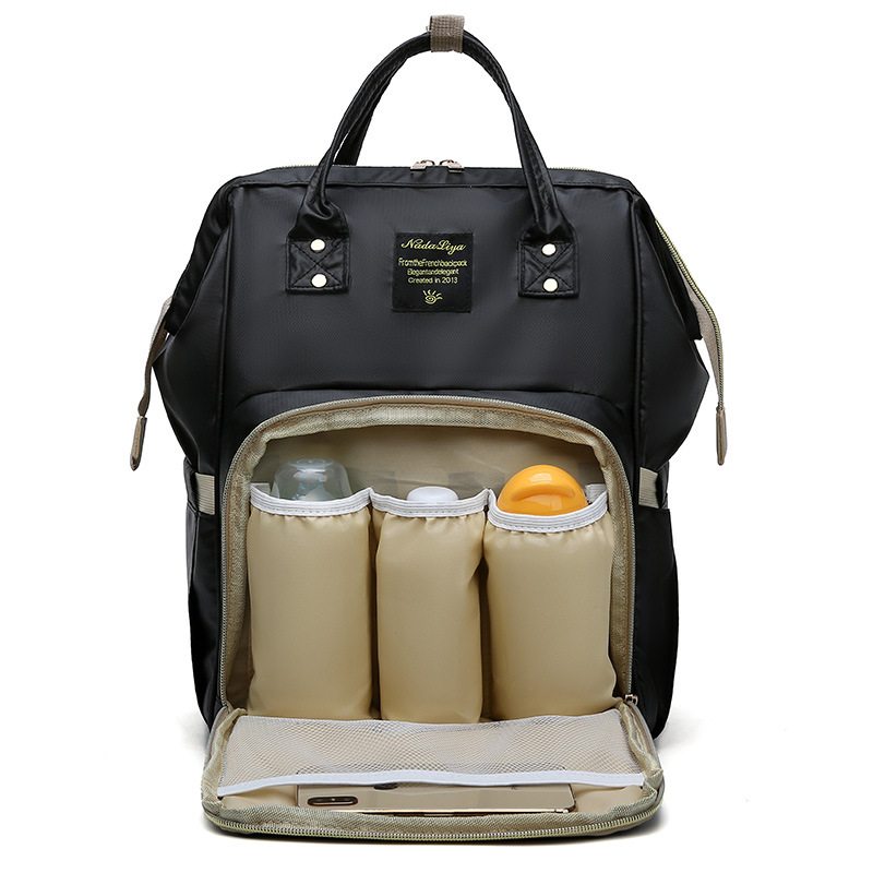 New Style WOMEN'S Fashion Handbag Women's Backpack Waterproof Wearable Diaper Bag Outdoor Leisure Bag Travel Bag