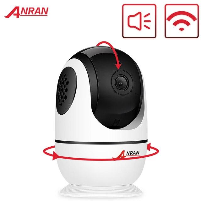 ANRAN Wifi 1080P HD ראיית לילה אלחוטי מצלמה תינוק צגים אבטחת מעקב מצלמה דו כיוונית אודיו אלחוטי מצלמה