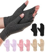 1 + пары + артрит + перчатки + сенсорный экран + перчатки + анти + артрит + терапия + компрессия + перчатки + и + боль + боль + сустав + облегчение + зима + тепло