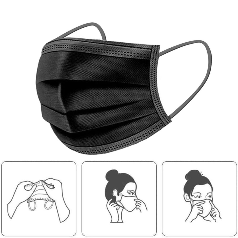 24h-Fast-Shipping-Disposable-Child-Mask-Children-Face-Mask-50pcs-100pcs-3-layer-Disposable-Non-woven (1)
