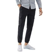 SEMIR pantalons décontractés hommes pour hiver hommes pantalon coupe ajustée pantalon crayon coton mélange mâle mode pantalon Slim