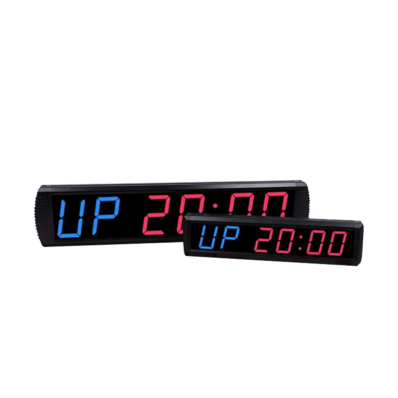 Hot selling ginásio exercício de fitness workout gym temporizador cronômetro relógio digital LED relógios - 2