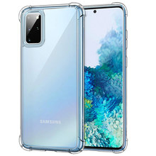 Voor Samsung Galaxy A71 A51 A31 A11 Back Cover S20 S10 9 8 Plus Case Note 20 Ultra 10 M31S a41 Airbag Tpu A7 2018 Gevallen A21S A21(China)