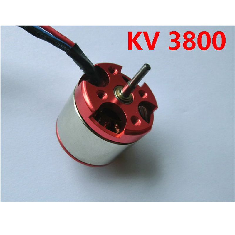 001134 Brushless Motor <font><b>25A</b></font> <font><b>ESC</b></font> 2215/3800KV EK5-0006 Power Supply 2S/3S(7.4V/11.1V) Parts for Aircraft Model image