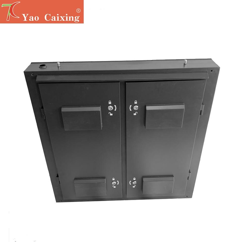 960x960mm XxxP10 Outdoor Dot Matrix High Quality Waterproof Cabinet Led Display Screen