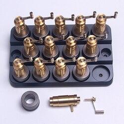 Инструменты для ремонта часов Mainspring Winder Barrel для часового механизма 3135/2836/8200