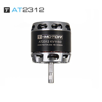 T MOTOR Long Shaft AT2312 KV1150 1400KV Outer Rotor BRUSHLESS MOTOR for FPV racing fixed wing rc drone