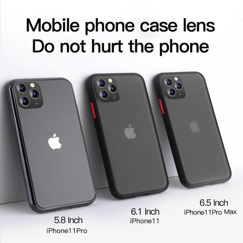 Für iPhone X XS XR Sekunden Ändern 11 PRO MAX Objektiv Aufkleber 11PRO MAX Luxus Metall Alumium Protector Abdeckung IPhone schutzhülle