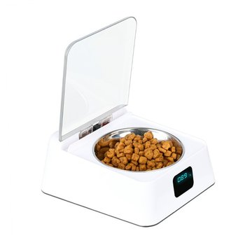 Automatic Cat Feeder Infrared Sensing Automatic Dog Feeder Automatic Pet Food Dispenser For Cats Dogs