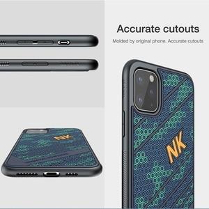 Image 5 - Funda trasera NILLKIN de silicona para iPhone 11, carcasa para iPhone 11 Pro, funda suave a prueba de golpes para iPhone 11 Pro Max, funda 6,5/6,1/5,8