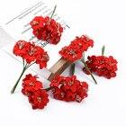 6pcs floristics red ...
