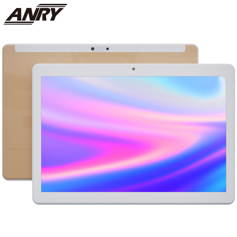 ANRY 10 Inch Tablet PC 3G Phone Call 1 GB RAM 16 GB ROM Dual SIM Android 7.0 GPS 1280*800 IPS Tablet PC