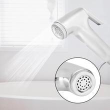 ABS Handheld Toilet Bidet Bathroom Sprayer Shower Head Water Nozzle Spray Sprink G1/2 Body Cleaner hand shower bidet