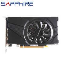 Originale SAPPHIRE Radeon R7 350 2GB Schede Grafiche GPU AMD Radeon R7350 Schede Video di Gioco Per Computer Mappa HDMI VGA scheda video