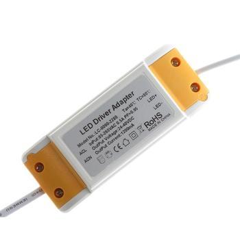 Envío Gratis 30W 36W 42W 48W 50W LED Panel luz conductor adaptador AC85-265V fuente de alimentación 600mA 1050mA 1450mA transformador de iluminación