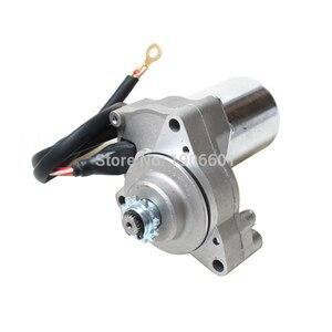 Электрический стартер с 3 болтами для 50cc 70cc 90cc 110cc 125cc, 4-тактный электрический стартовый двигатель, квадроцикл, картинг, багги