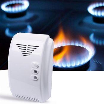 цена на 12V Gas Detector Sensor Alarm Propane Butane LPG Natural Motor Home Camper
