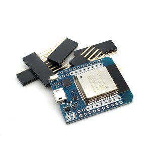 Image 2 - D1 Mini ESP32 ESP 32 واي فاي + بلوتوث مجلس تطوير إنترنت الأشياء على أساس ESP8266 تعمل بكامل طاقتها